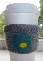Coffee Sleeve (aka An Item That Thousands of People Make By the Truckload and No One Really Uses)