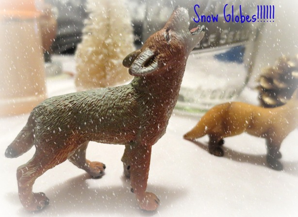 Snow Globes. The How and Why. and when and where.