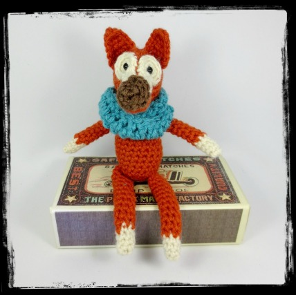 a foxy little guy