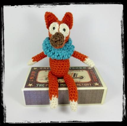 a foxy little guy