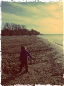 Beachcombers!